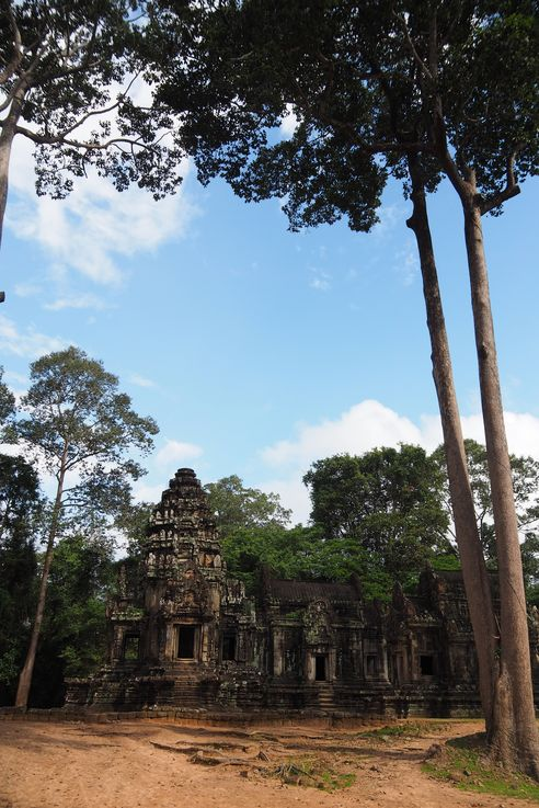 Le temple d'Angkor Thommanon