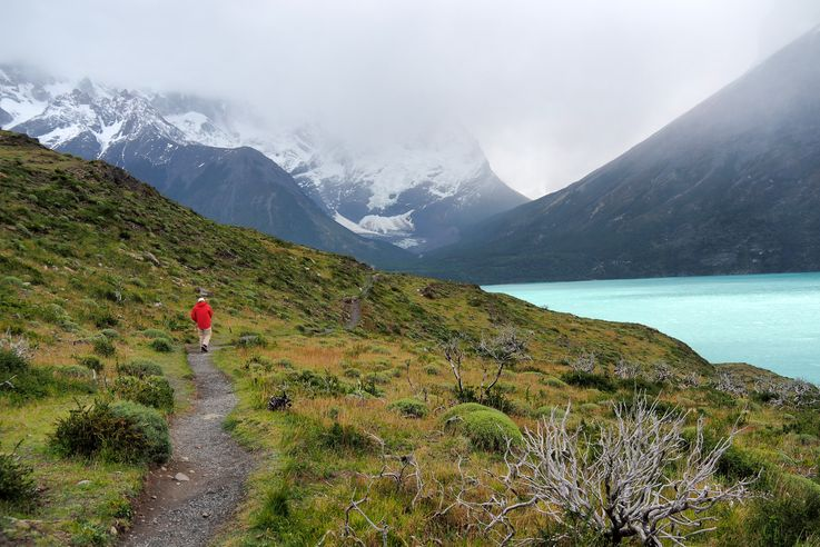 Lac Nordenskjold- Torres del Paine