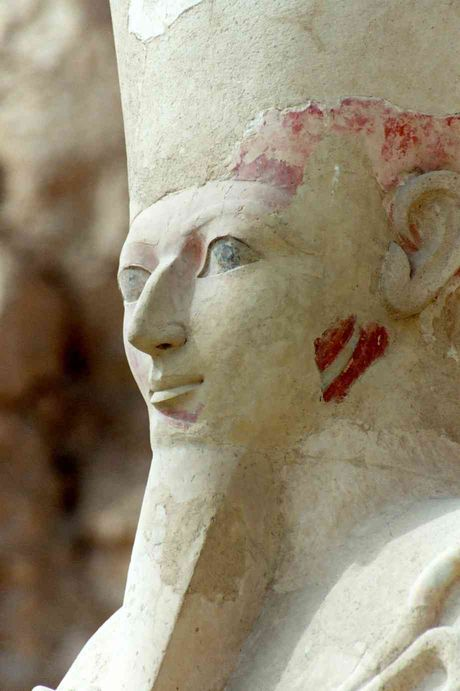 Osiris au temple d'Hatchepsout
