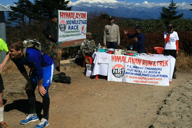 Le himalayan 100 mile stage race