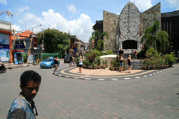 Place Ground zero à Kuta (Bali)