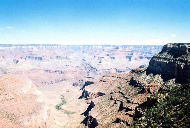voyage grand canyon village