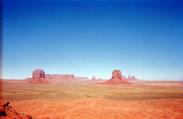 Dead Horse Point - Monument Valley